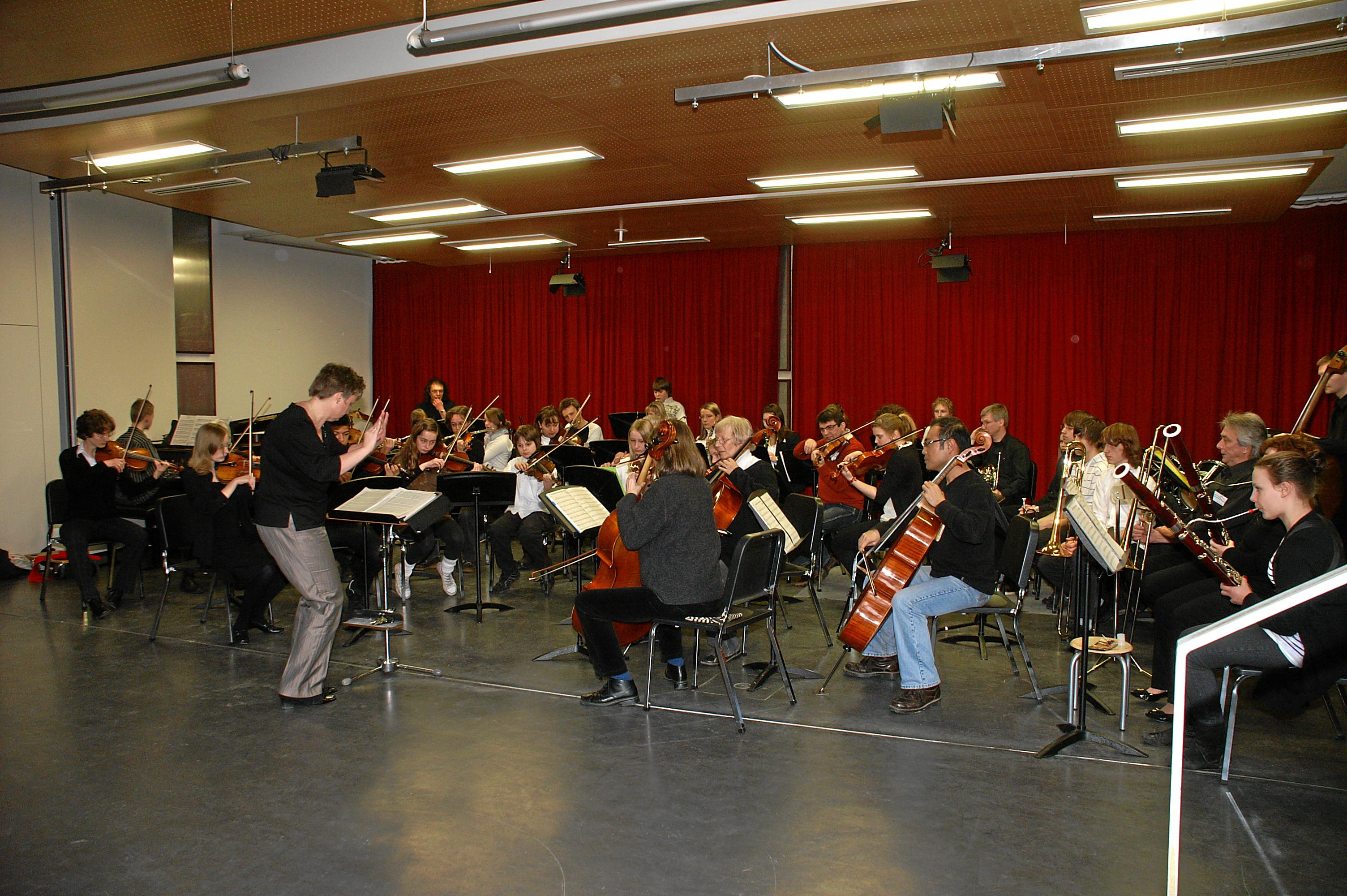 Sinfonieorchester NEWS AUS BAUNATAL